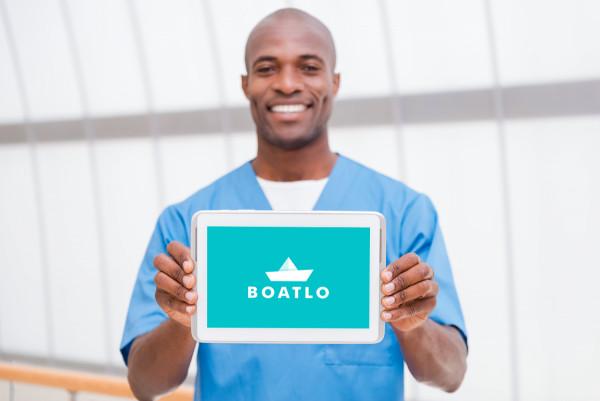 Sample branding #2 for Boatlo