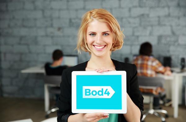 Sample branding #1 for Bod4