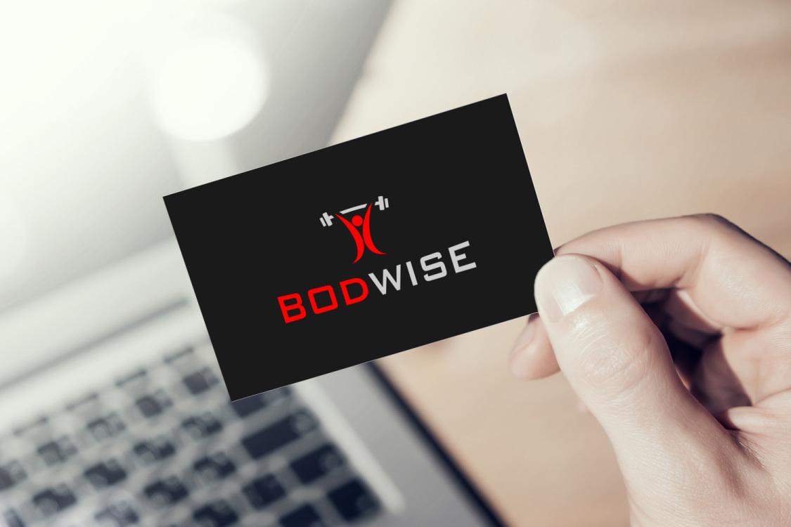 Sample branding #2 for Bodwise