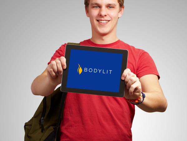 Sample branding #2 for Bodylit