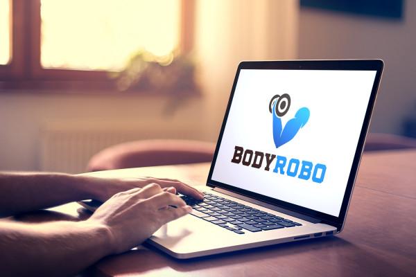 Sample branding #2 for Bodyrobo