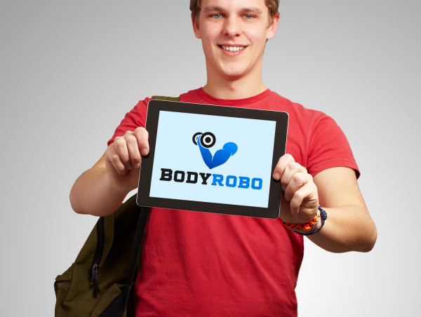 Sample branding #1 for Bodyrobo