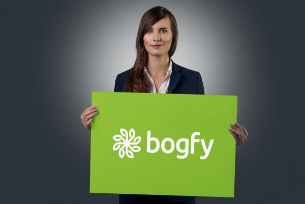 Sample branding #3 for Bogfy