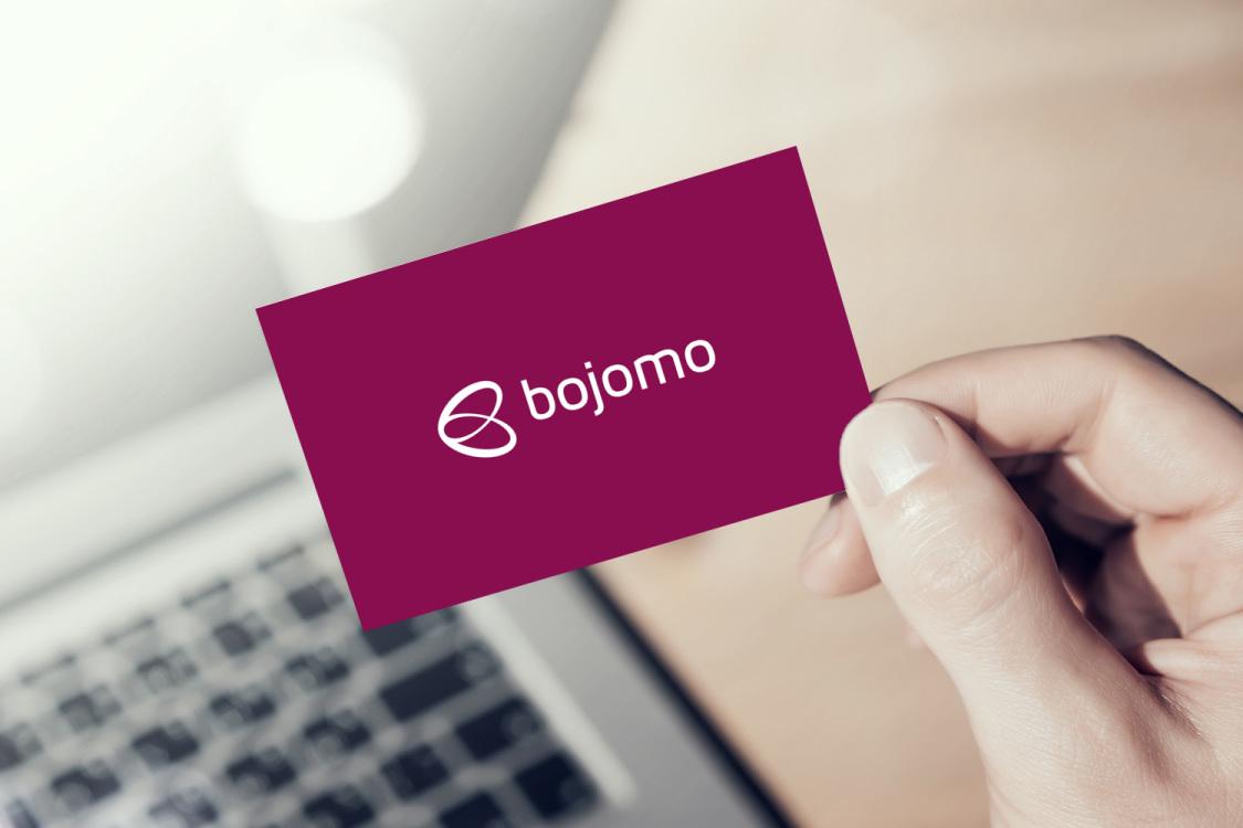 Sample branding #1 for Bojomo