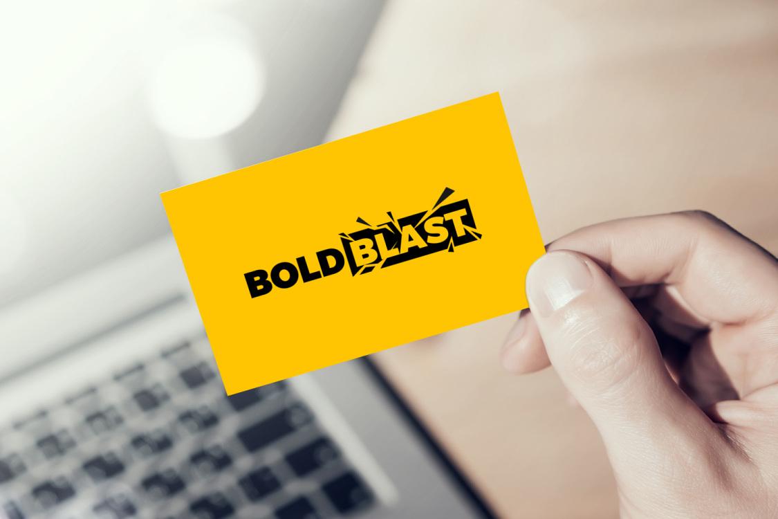 Sample branding #3 for Boldblast