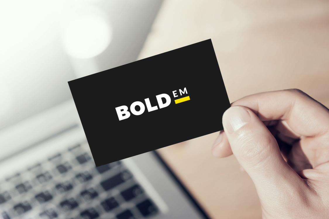 Sample branding #1 for Boldem