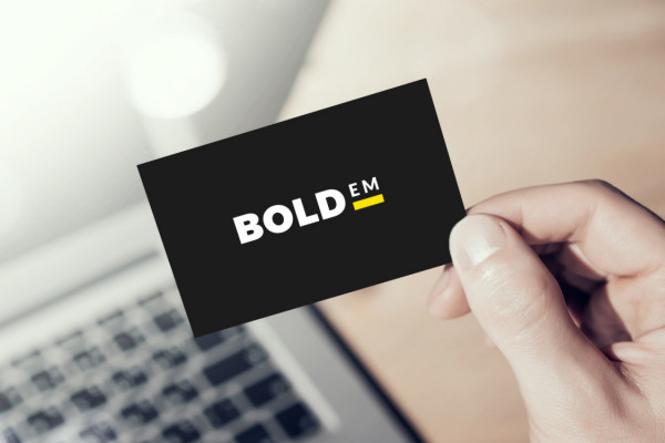 Sample branding #3 for Boldem