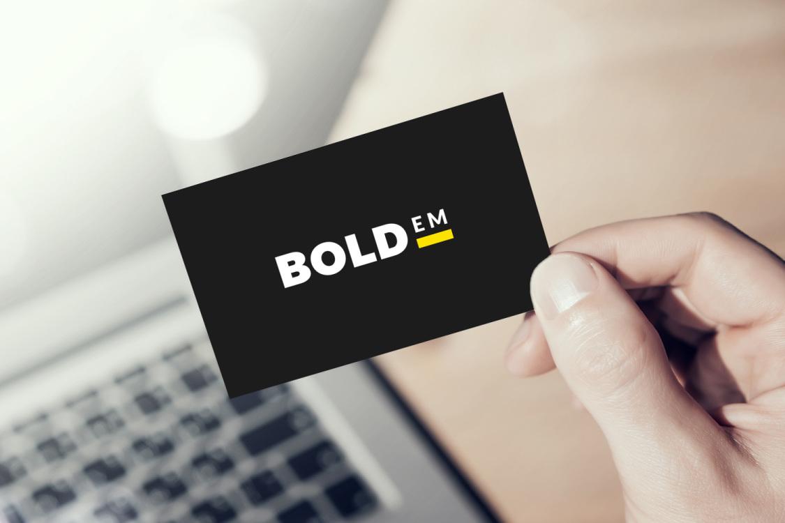 Sample branding #2 for Boldem