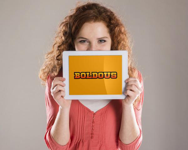 Sample branding #1 for Boldous