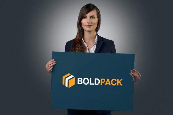Sample branding #3 for Boldpack