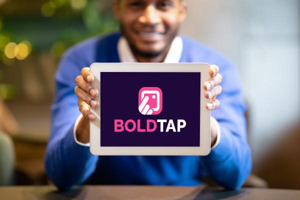 Sample branding #2 for Boldtap