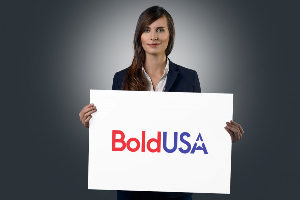 Sample branding #2 for Boldusa