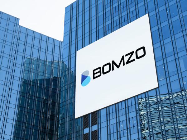 Sample branding #2 for Bomzo