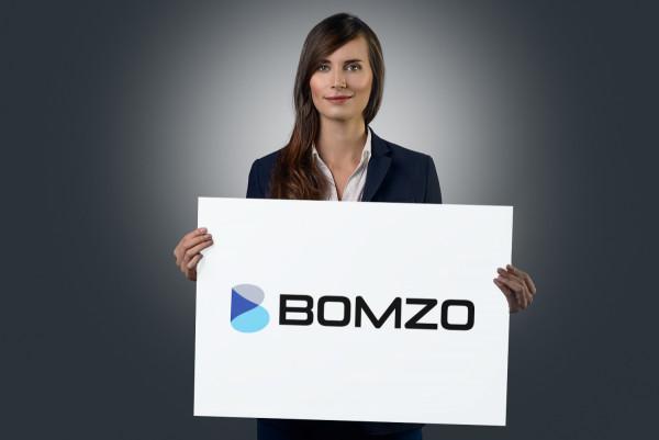 Sample branding #3 for Bomzo