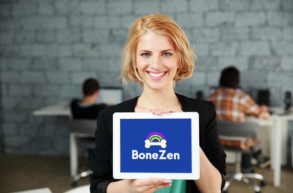 Sample branding #3 for Bonezen