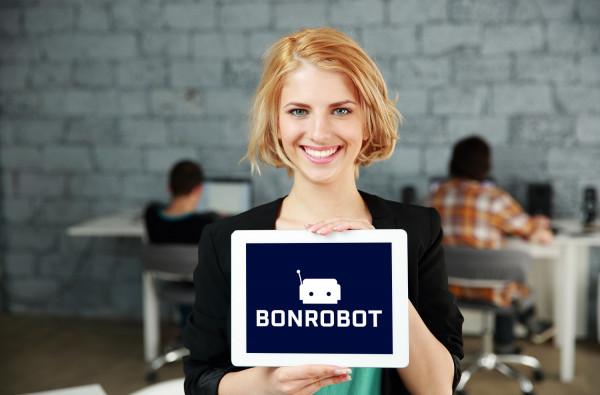 Sample branding #2 for Bonrobot
