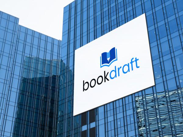 Sample branding #3 for Bookdraft