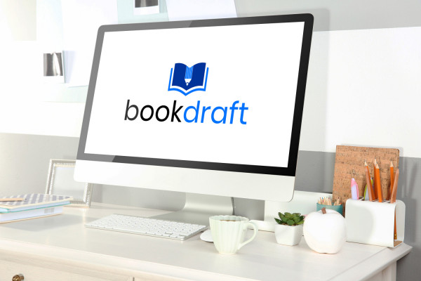 Sample branding #2 for Bookdraft