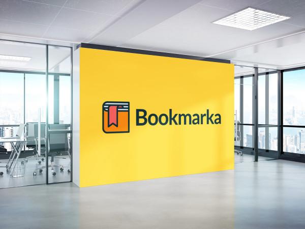 Sample branding #1 for Bookmarka