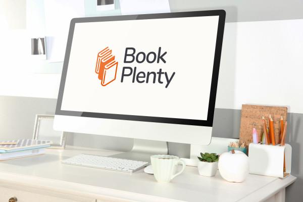 Sample branding #1 for Bookplenty