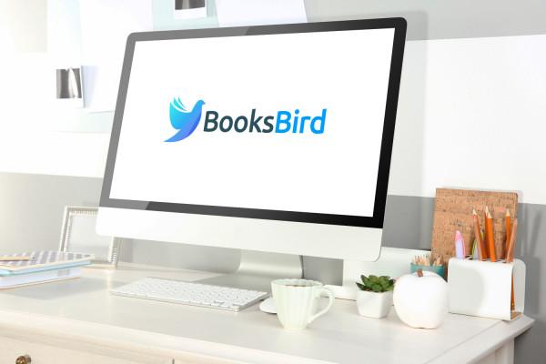 Sample branding #2 for Booksbird