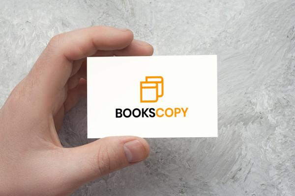 Sample branding #2 for Bookscopy