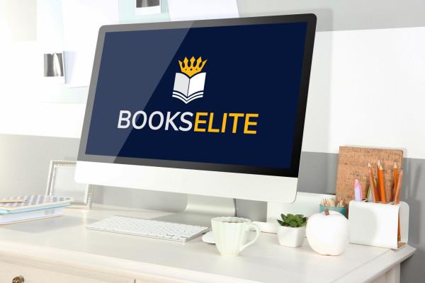 Sample branding #1 for Bookselite
