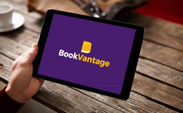 Sample branding #2 for Bookvantage
