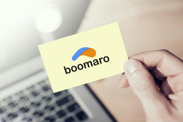 Sample branding #1 for Boomaro