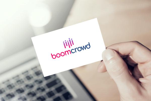 Sample branding #2 for Boomcrowd