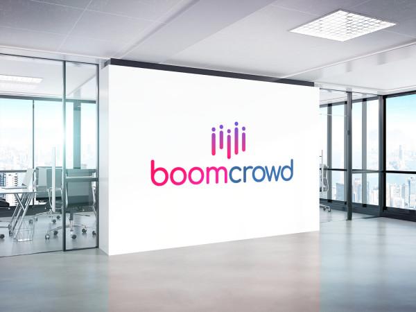 Sample branding #3 for Boomcrowd