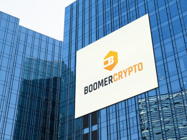 Sample branding #3 for Boomercrypto
