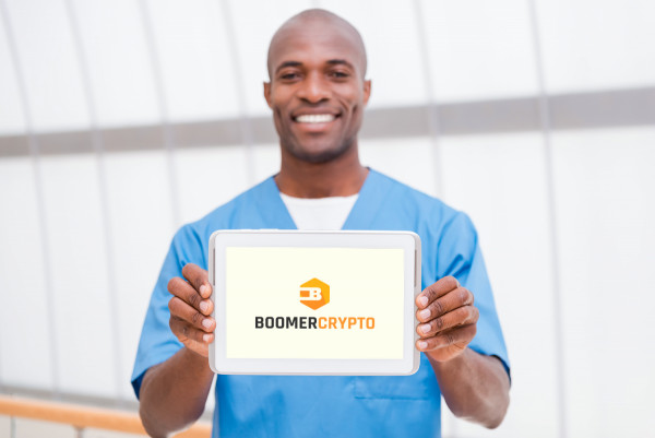 Sample branding #1 for Boomercrypto