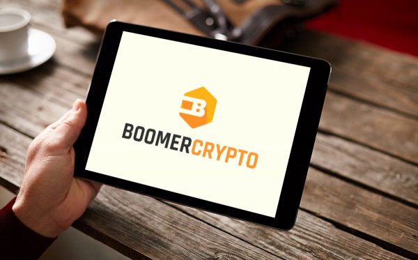 Sample branding #2 for Boomercrypto