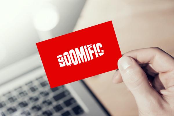 Sample branding #1 for Boomific