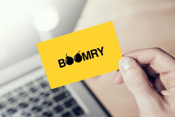 Sample branding #2 for Boomry