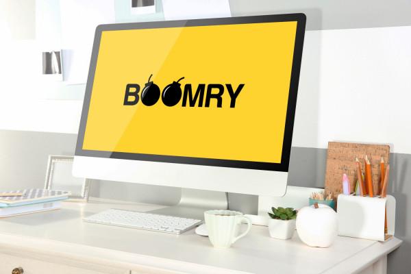 Sample branding #3 for Boomry