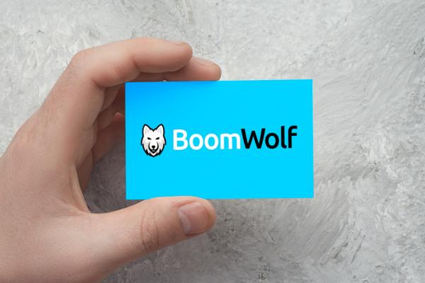 Sample branding #3 for Boomwolf