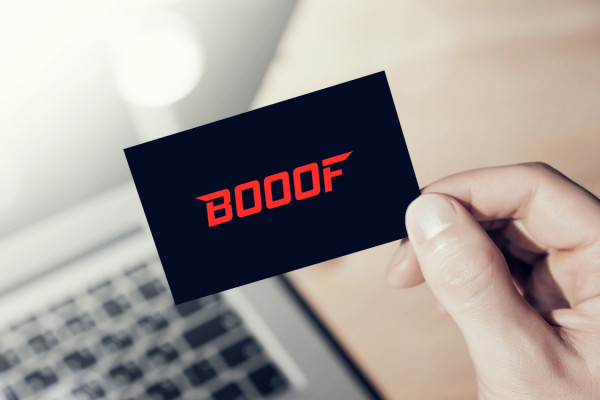 Sample branding #2 for Booof