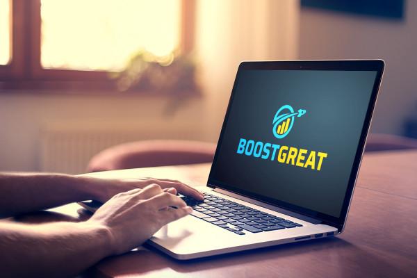 Sample branding #2 for Boostgreat