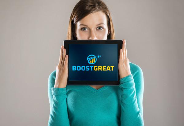 Sample branding #3 for Boostgreat
