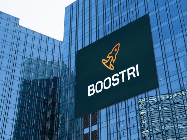 Sample branding #3 for Boostri
