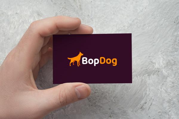 Sample branding #1 for Bopdog