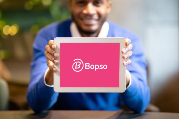 Sample branding #2 for Bopso