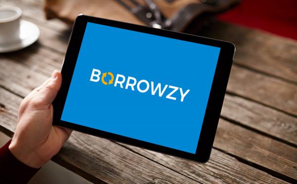 Sample branding #1 for Borrowzy
