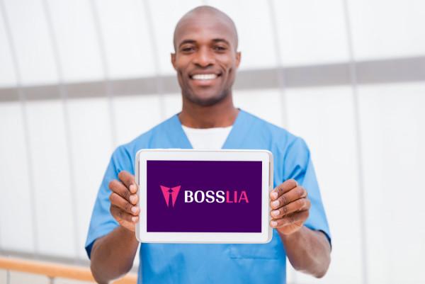 Sample branding #2 for Bosslia