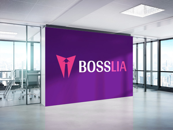 Sample branding #1 for Bosslia