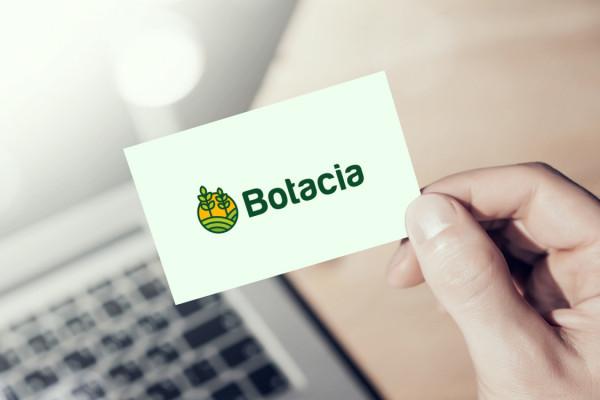 Sample branding #1 for Botacia