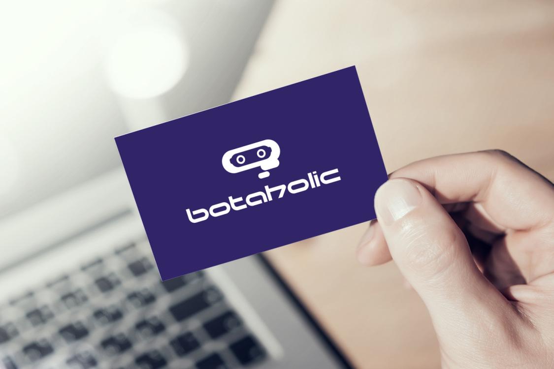 Sample branding #2 for Botaholic