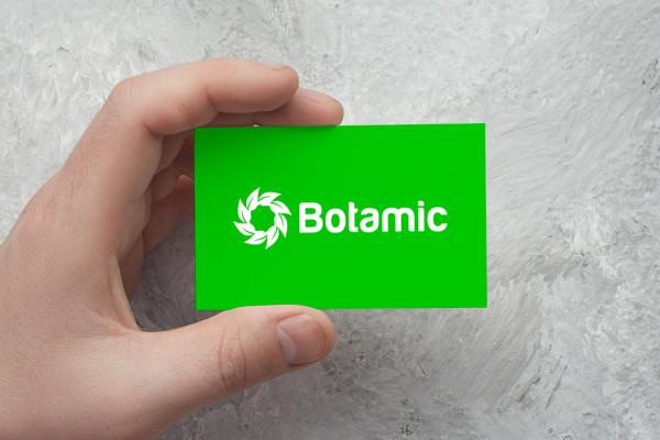 Sample branding #3 for Botamic